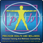 Precision Health And Wellness Logo