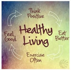 Secret to healthy living